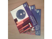 Open University Intermediate Spanish coursebooks and DVD