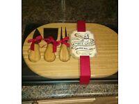Cheese Board Set
