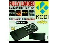 Amazon Fire TV Stick Fully Loaded with Kodi and mobdro Live TV Sports movies etc