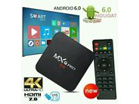 ANDROID TV BOX. HD 3D 4K