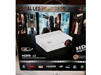 Digital Projector HDMI Brand New in Box