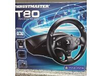 Steering wheel PS4 PS3
