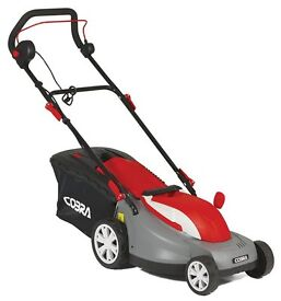 Lawnmower 15 inch Electric with Rollor
