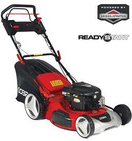 Lawnmower 22 inch 4in 1 /4 speed