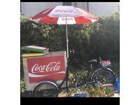 Freezer bike