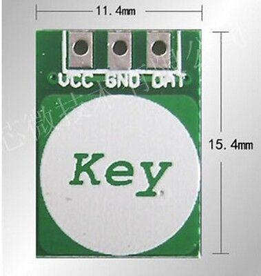 5pcs Capacitive Touch Button Module Arduino Or Standalone Sensor Key Untouched