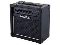 Small Electric Guitar Amp - Harley Benton HB-10G Beginners Amplifier