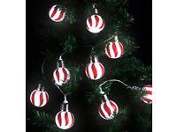 LARGE CHRISTMAS. lights £5 SET