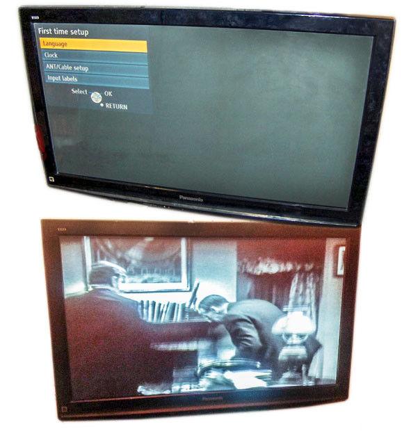 """Panasonic Viera TC-P42S1 42"""" HDTV 1080P Plasma TV"""