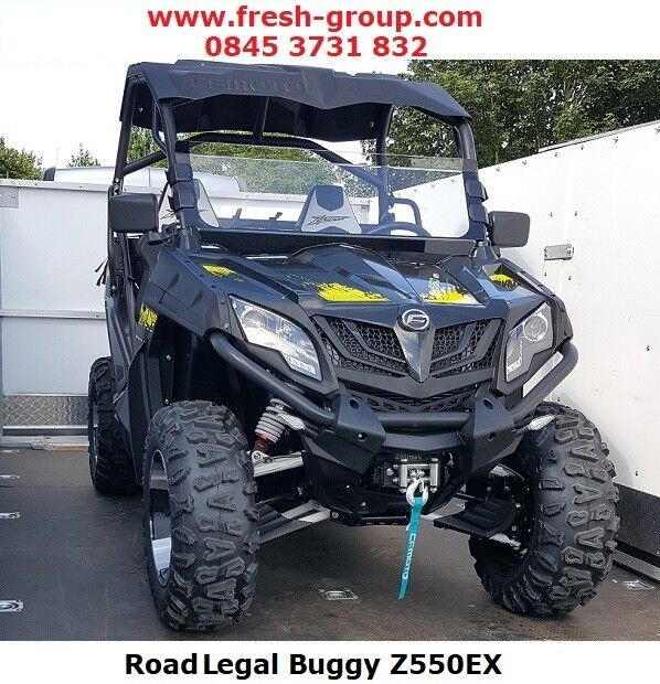Road legal buggy  Quadzilla off-road buggy  Adult sports buggies  2-seater  road legal buggy  | in Burghfield Common, Berkshire | Gumtree
