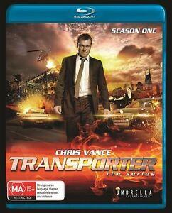 Transporter - The Series /Season 1 (Blu-Ray) NEW/SEALED [Region B]
