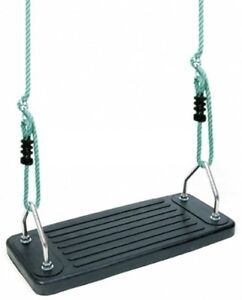 Junior-Rubber-Safety-Swing-on-Adjustable-Ropes-Heavy-Duty-Cubby-Playground-Toys