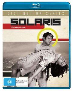 SOLARIS - (DIRECTOR: ANDREI TARKOVSKY) (BLU-RAY) BRAND NEW!!! SEALED!!!