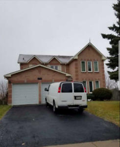 4 Bedroom House in Ajax!