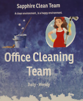 Office cleaning contract wanted