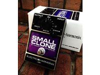 Electro Harmonix Small Clone Chorus Pedal - £45