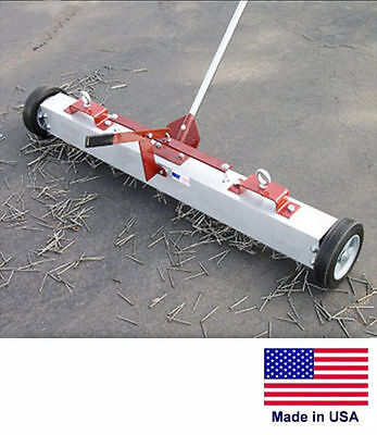 Magnetic Sweeper With Load Release - Commercialindustrial - 48 Cleaning Path