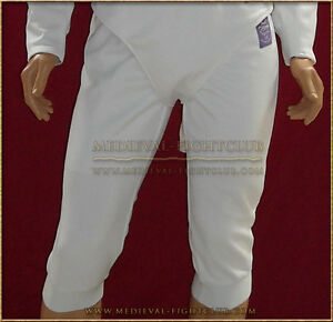 Fencing-Breeches-Pants-size-50-Sabre-Foil-Epee-WMA-Martial-Arts-Sword