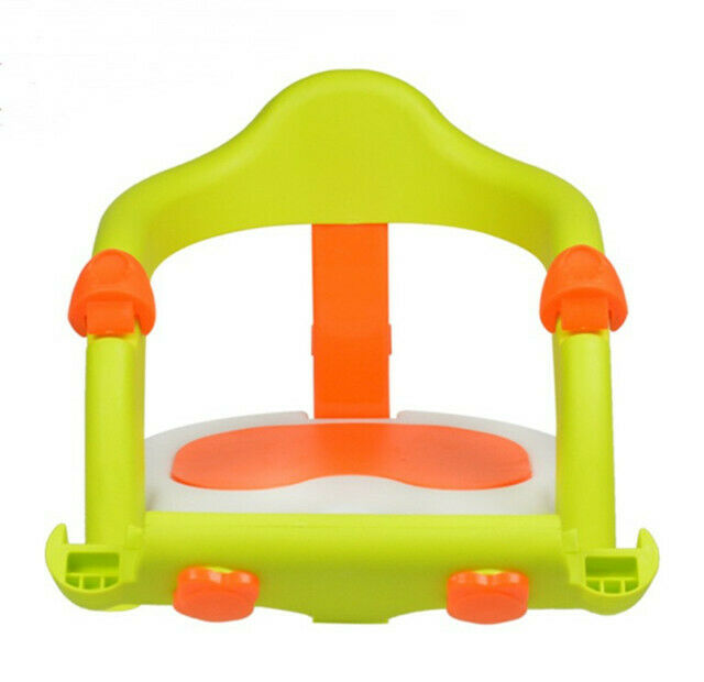Baby Bath Seat with Back Support Ring