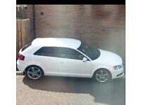 Audi A3 1.8 TFSI S LINE Low mileage