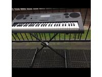 Brand New Casio CTK-6200 Keyboard