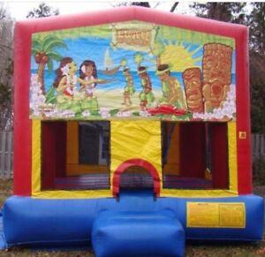Bounce Castle Rental - $130