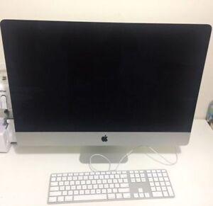 """27"""" iMac (late 2013) - Quad-core i7, 16GB RAM, 1TB Fusion Drive"""