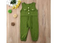 Girls jumpsuit NEW age 3-4