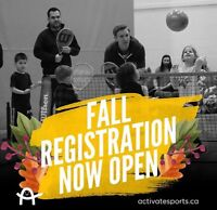 Kids (18 months - 6 years) Sports Classes