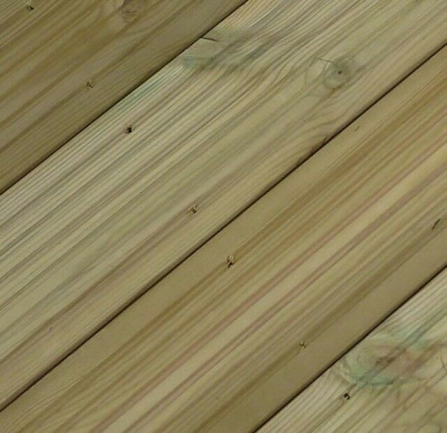 Decking Boards 4 8m Long X 120mm 32mm Fencing Timer Fence