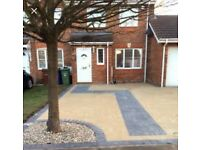DESIGN A DRIVE IS A DRIVEWAY AND LANDSCAPING SERVICE WE COVER THE WHOLE OF THE NORTH WEST.
