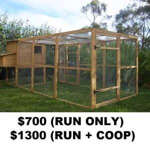 BRAND NEW Walk In Cat Run! Huge Chicken Coop Enclosure Cage Renmark Renmark Paringa Preview