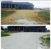 Affordable prices for your new drive way call today!
