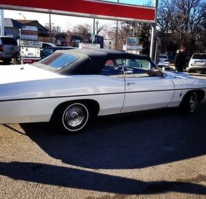 1969 Pontiac Parisienne Convertible - Beautiful Condition