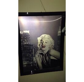 Marilyn Monroe 3D pictures