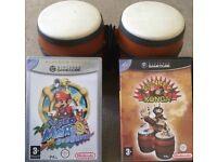 GameCube Games +DK Bongos