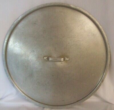 Restaurant Equipment Supplies Aluminum Stock Pot Lid 17-34 Diameter