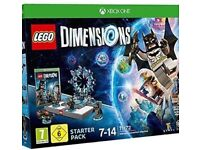 Lego dimensions starter box
