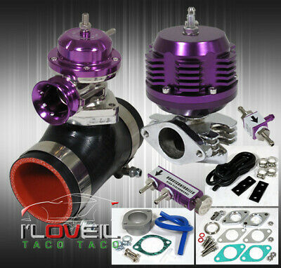 """Turbo Accessories Part-2.5"""" Blow Off Valve BOV Pipe/38Mm Waste Gate/Controller"""
