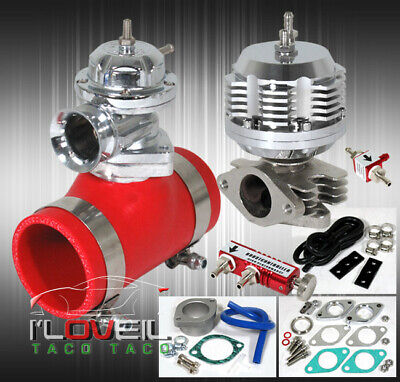 Turbo Race Upgrade- Blow Off Valve+Hr-S Waste Gate+Turbo Boost Control+Adapter