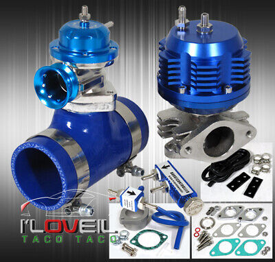 """Turbo Charger Parts - 2.5"""" Blow Off Valve BOV Pipe/ 38Mm Waste Gate/ Controller"""