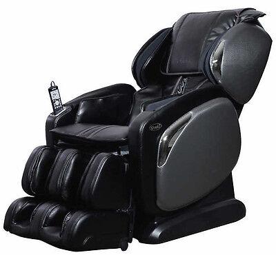 Osaki OS-4000 CS Zero Gravity Wall Hugger Space Savr Massage Chair Recliner HEAT
