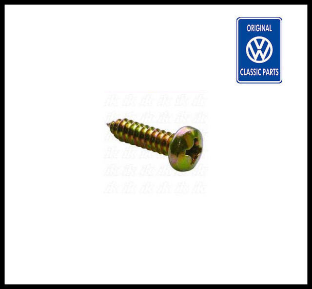 VW MK2 Golf Genuine OEM - Tailgate Handle Screw - Pack Of 2 - Brand New!!