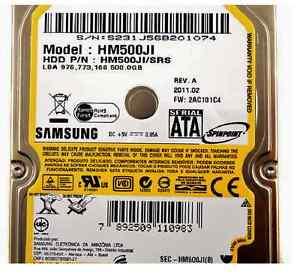 Laptop Hard Drives, & DDR3 Sodimm Ram. Good Prices!