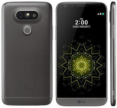 LG G5 VS987 (Latest Model) - 32GB - Gray (Verizon) Smartphone  9/10