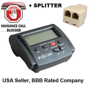 PRO CALL BLOCKER, FREE SPLITTER, FREE SHIPPING