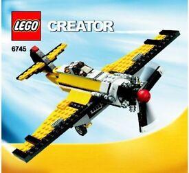3 in 1 Lego Creator 6745