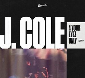 **BELOW FACE VALUE** J Cole For Your Eyez Only