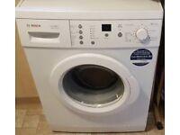 Bosch advantixx 7 washing machine free delivery