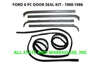 Front GMK314642580P Replacement Door Seal for Ford